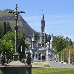 Our Lady of the Lourdes & Paris